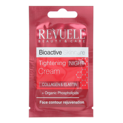 Ночной уход - Bioactive Skincare Collagen&Elastin+Organic Phospholipids Tightening Night Cream