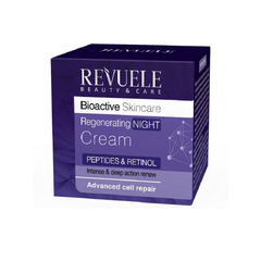 Ночной уход - Bioactive Skincare Peptides&Retinol Regenetating Night Cream