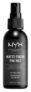 Make Up Setting Spray Matte Finish