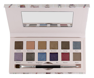 Тени для век - Eyeshadow Palette Suited To A Tea