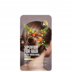 Маска - Superfood For Hair Ultra Nourishing Hair Mask Olive Complex