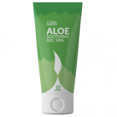 Гель - Face & Body Aloe Soothing Gel