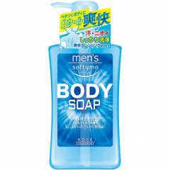 Жидкое мыло - Men's Softymo Cool Body Soap