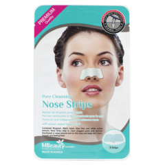 Патчи для носа - Pore Cleansing Nose Strips