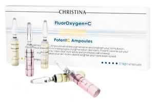Ампулы FluorOxygen+C PotentC Ampoules