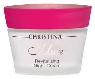 Крем - Muse Revitalizing Night Cream
