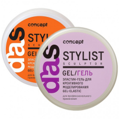 Гель - Stylist Sculptor Gel-Elastic