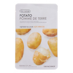 Тканевая маска - Real Nature Mask Sheet Potato