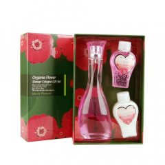Уход - Organia Flower Cologne White Flower