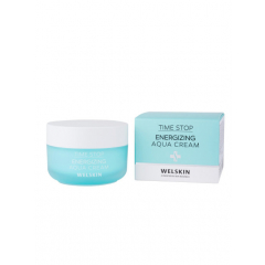 Крем - Time Stop Energizing Aqua Cream