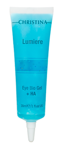 Гель для глаз - Eye & Neck Bio Gel + HA - Lumiere