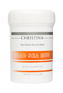 Маска - Sea Herbal Beauty Dead Sea Mud Mask