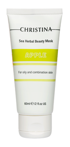 Маска - Sea Herbal Beauty Mask Green Apple