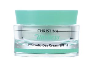 Unstress Probiotic Day Cream SPF-12