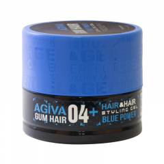 Гель - Gum Hair 04+ Blue Power