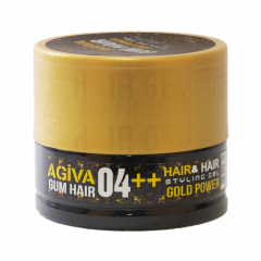 Гель - Gum Hair 04++ Gold Power