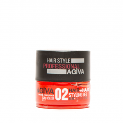 Гель - Hair & Hair Styling Gel 02 Ultra Strong