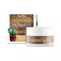 Скраб - Sugar Mask Natural Dates