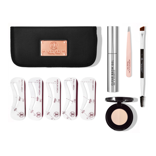 ����� ��� ������ Anastasia Beverly Hills 5-Element Brow Kit (���� Brunette/Dark brown)