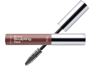 Гель для бровей Ardell Brow Sculpting Gel Светло-коричневый (Цвет Light Brown variant_hex_name AE8C8B) карандаш для бровей ardell mechanical brow pencil blonde цвет blonde variant hex name a88a78