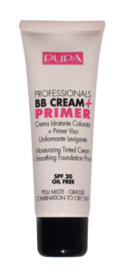 Тональная основа - Professionals BB Cream + Primer