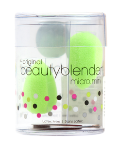 Спонжи и аппликаторы - Спонжи beautyblender Micro.Mini