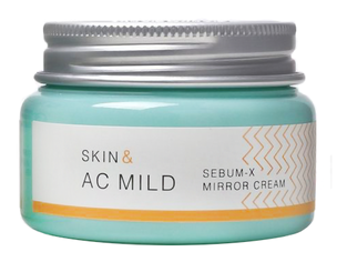 Акне - Skin & AC Mild Sebum X Mirror Cream