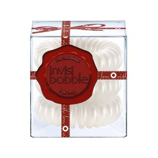 ������� Invisibobble �������-������� ��� ����� Snow  Pearl