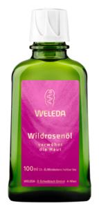Розовое нежное масло для тела объем 100 мл