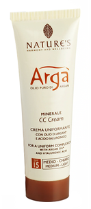 CC крем - Arga CC Cream Viso Uniformante SPF15