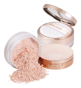 Рассыпчатая пудра - Naked Face Illuminating Powder SPF26 PA+