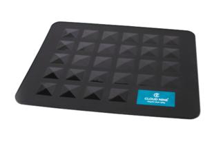Приборы Cloud Nine Термозащитный коврик для инструментов Luxury Rubber Mat