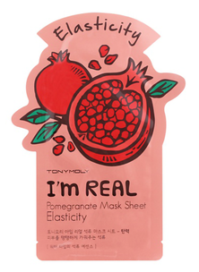 Тканевая маска - I'm Real Pomegranate Mask Sheet
