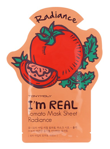 Тканевая маска - I'm Real Tomato Mask Sheet