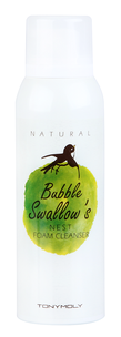 Пенка - Natural Bubble Swallow Nest Foam Cleanser
