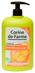Шампунь - Shampoo Nourishing with Mango