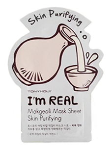 Тканевая маска - I'm Real Makgeolli Mask Sheet