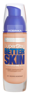 Тональная основа - SuperStay Better Skin Foundation