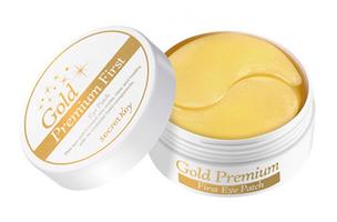 24 Gold Premium First Eye Patch