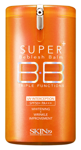 BB крем - Super Plus Beblesh Balm Triple Functions SPF50 PA+++ Vital Orange