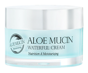 Крем - Aloe Mucin Waterful Cream
