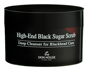 Скраб - High-End Black Sugar Scrub