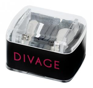 Купить мелочи для макияжа Divage Точилка двойная по цене 130.00 руб.