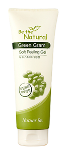 Пилинг - Natuer Be The Natural Green Gram Soft Peeling Gel