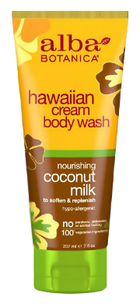 Гель для душа - Hawaiian Cream Body Wash. Nourishing Coconut Milk