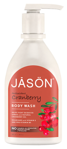 Гель для душа - Cranberry Body Wash
