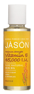 Масло - Vitamin E 45,000 IU Skin Oil