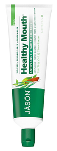 Зубная паста - Healthy Mouth Antiplaque Fluoride Free Toothpaste