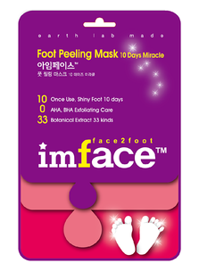 Пилинг - Foot Peeling Mask 10 Days Miracle