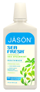 Ополаскиватель - SeaFresh Spearmint Mouthwash
